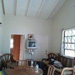 VILLA: salotto/sala da pranzo