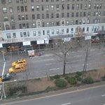 Vista da Broadway