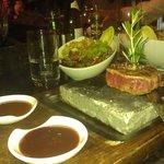 Delicious food by ChezIMA