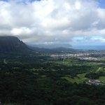 View towards Waikiki