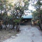 Gunters Cabin Front