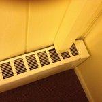 Broken heating