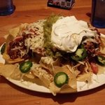 Pulled Pork Nachos at Brewhouse *** AMAZING***
