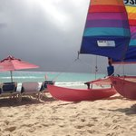 Beautiful Dover Beach 30 seconds from Timeout