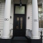 130QG Main Entrance