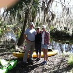 fantastic kayak trip