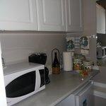 Bayside Room - mini kitchen