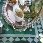 Welcome Moroccon Tea