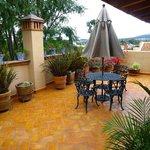Paul Gauguin Terrace Update Casa Calderoni has qualify the rooms.