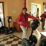 James, Segway Guide and Instructor