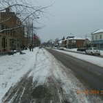 Small town Niagara by the Lake