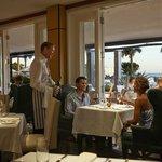 1500 OCEAN, Hotel del Coronado's signature restaurant featuring coastal cuisine