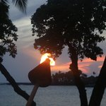 View from the Kona Canoe Club