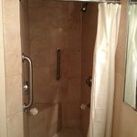 Shower with 4 heads and seat, Room 274, Princess Jr.