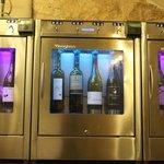 Maquinas para la cata de vinos
