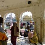 Amritsar Goldener Tempel 2