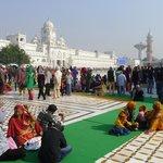 Amritsar Goldener Tempel 4