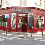 corner at 101 rue de L'Ouest