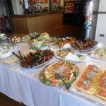 Buffet lunch