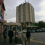 Hotel Serbija.