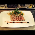 Smoked duck breast (Merlin Special)