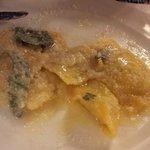 Raviolis deliciosossss!!!!