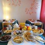 Sala per la prima colazione