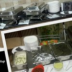 Home Catering Setup