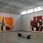 Clyfford Still Paintings & Building