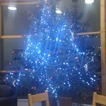 Forest Retreat christmas tree