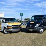 Hotel Shuttle Vans