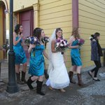 Wedding at Piper's Opera House
