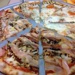 Giro pizza...