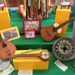 Musical Instruments used by the Slaves