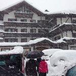 26-12-13 nevicata incredibile: 1 metro di neve!!!