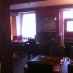 our back restaurant and function room