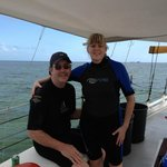 Sailing, snorkeling and kayaking - New Year's Day with Danger Charters and Crew