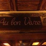 Photo of Au bon Vivre