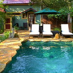 Cool Pool and the Carriage House
