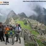 Trilha Inca classica