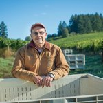 Owner and vineyard manager Peter Gladhart
