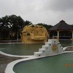piscine belle couleur d e l eau
