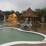 notre piscine sale