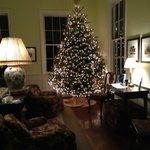 Rhett House Living Room