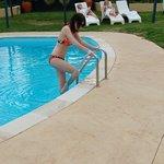 Outdoor Saltwater Pool