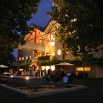 A night event at the winery