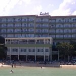 Building Beach Level