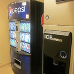 ice and vending