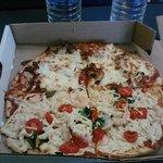 Mediterranean/ All Meat Pizza