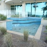 Common area near pool